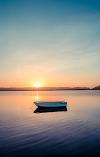 Knysna Sunrise by Brendan Wilbraham