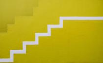 Wall abstract by Martha van der Westhuizen