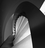 Straight and curved lines by Olavo Azevedo