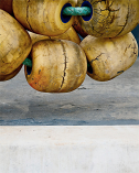 Buoys by Martha van der Westhuizen