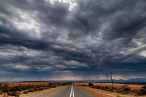 Long Road to Rain by Brendan Wilbraham
