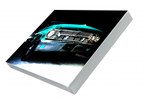 Turquoise classic car EP