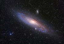 ndromida galaxy by Martin Heigan