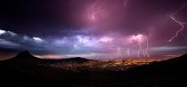 Cape lightning